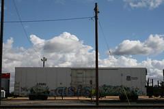 (CONSTRUCTIVE DESTRUCTION) Tags: train graffiti tag etc boxcar suite asic reser constructivedestruction