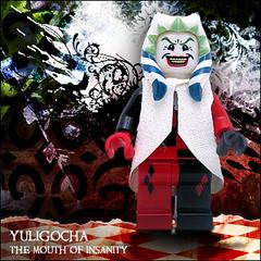Yuligocha, the Mouth of Insanity (Morgan190) Tags: fineclonier hauntedhalloweencustomminifigcontest lego minifigure customminifig halloween scary creepy morgan19 custom minifig canon powershot a510 canona510