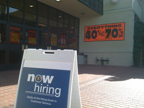private sector hiring