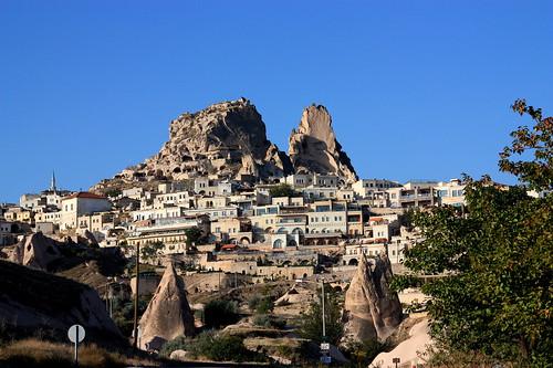 Nevşehir - Cappadocia - Uçhisar by galpay.