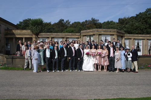 Wedding Group Picture