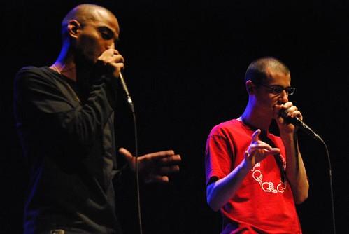 Zani and Shlo duet
