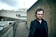 (madeinsheffield) Tags: portrait adam london nikon friend southbank nft d300 nationalfilmtheatre madeinsheffield sigma1850f28