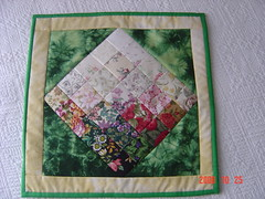 Watercolor quilt.. pronto! (Renata ...) Tags: watercolor patchwork watercolorquilt