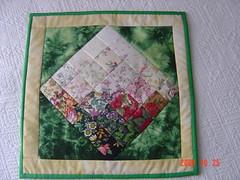 Watercolor quilt.. pronto! (Renata ...) Tags: watercolor patchwork watercolorquilt