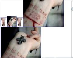 scars par loychan