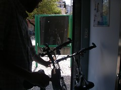 Bicicletas no comboio