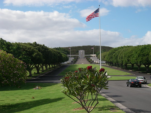 National Cemetary of the Pacific Memorial (Punchbowl)