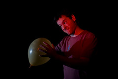 Holding a Nuclear Reactor - A Balloon Shot Anatomy