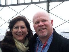 Paul and Amie in NYC