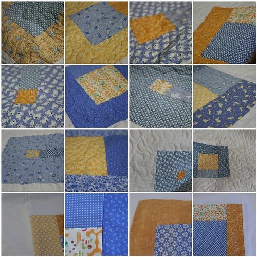 Irregular squares