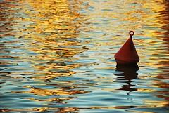 Un sitio donde llegar (Magda_lenka) Tags: madrid parque autumn espaa reflections spain otoo retiro riflettere
