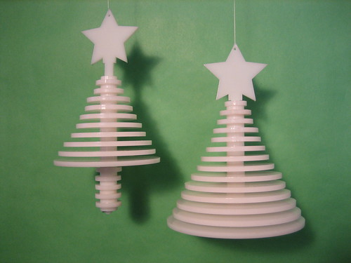 Tree Ornaments - White