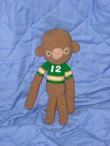 Rodger's Monkey!!!