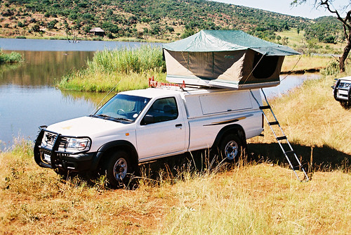 SIngleCab-Rooftop-Tent