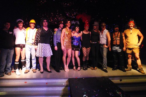 Cast & Crew of KYLIE20/08