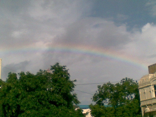 Rainbow in Gopalapuram