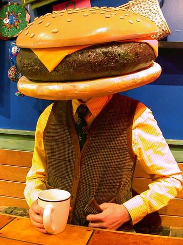 Cheeseburger, Odd Noggin Land