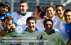 Entrenamiento (2) 03-dic-08 (ClubDeportivoAzul) Tags: azul cruz atlante entrenamiento