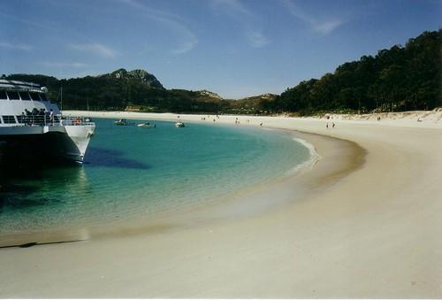Islas Cies - Playa de Rodas