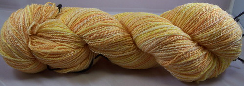 DC sunrise fingering yarn