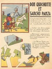 puzzle donquichotte