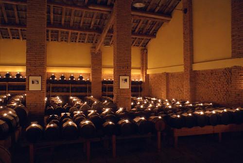 Acetaia botti candele 29.11.08 5