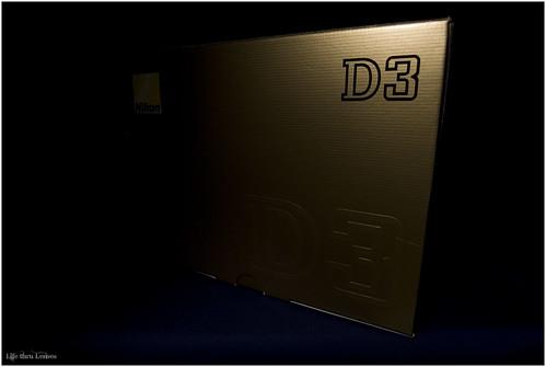 D3 box