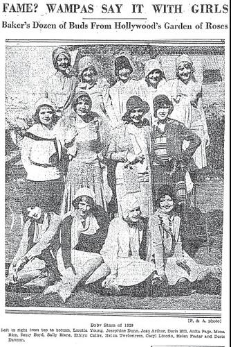 Baby Stars of 1929