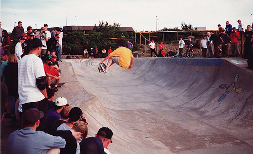 Mark Gonzales, Livingston August 1992