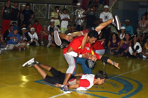 Hip-Hop Batalha 31 por você.