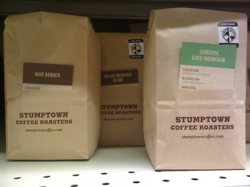 Stumptown Coffee @ New Seasons, Portland, Oregon