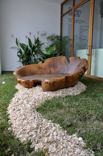 Stump Chair by Boggs Industries