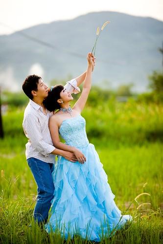 美麗的婚紗照026