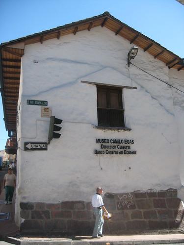 Thumbnail from Camilo Egas Museum