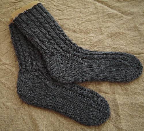 Sock #31 (52 Sock Challenge)