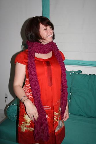Super mondo scarf