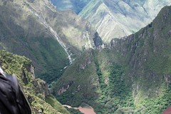 Machu Picchu - View of the Valley