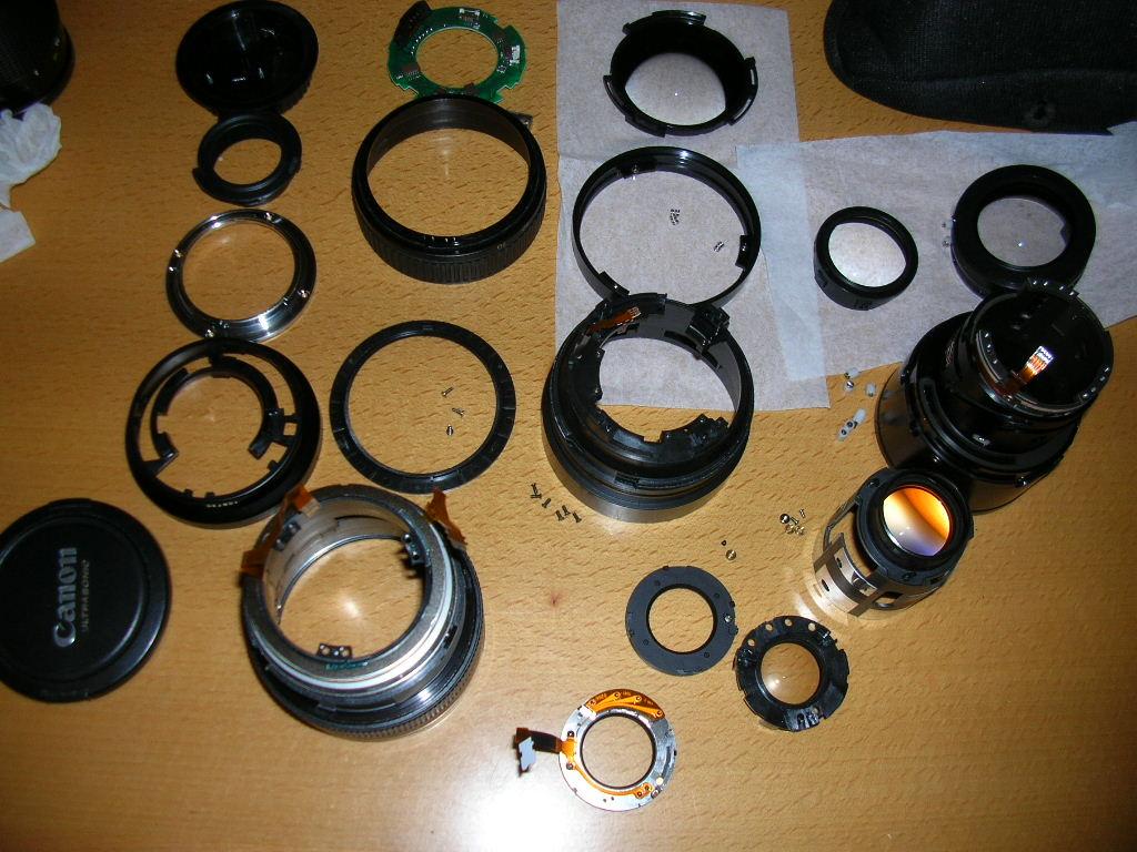 脫光光!Canon 28-70mm L