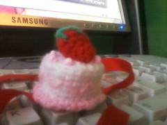 Otra de la pulsera torta. (Ani Lidia) Tags: happy gato poop amigurumi medusa torta pulpo osito