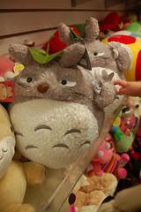 H-Mart, Korean supermarket, Burlington MA: Totoro stuffed animals (Chris Devers) Tags: monster burlington asian ma japanese store market character massachusetts cartoon chinese supermarket korean totoro miyazaki troll ghibli 2010 hayaomiyazaki burlingtonma myneighbortotoro hmart cameranikond50 exif:exposure_bias=0ev exif:exposure=0025sec140 exif:focal_length=18mm exif:aperture=f35 lens18200vr camera:make=nikoncorporation exif:flash=offdidnotfire exif:orientation=rotate270cw camera:model=nikond50 meta:exif=1272309633 exif:lens=18200mmf3556 exif:filename=dscjpg exif:vari_program=sport exif:shutter_count=42616 meta:exif=1350398779