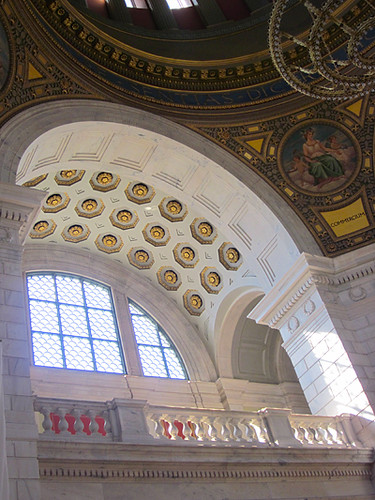 under the dome: rhode island state house #3