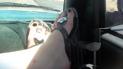 100_1927 (mrjason4q22) Tags: feet car wife dashboard on the my futab dashboardin