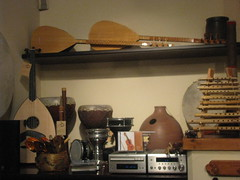 Harmonic Tradition: Saz, Fife & various percussion