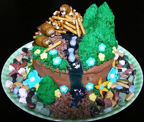 Beaver Cake 2
