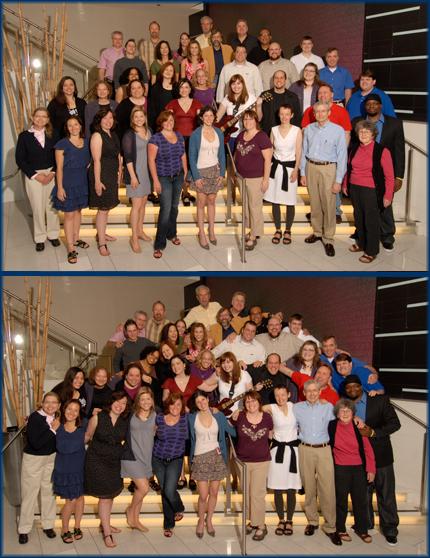 The Roche Social Media Summit crew for 2011