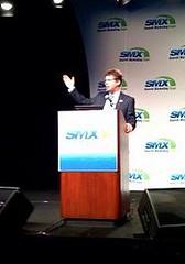Danny Sulivan's keynote at SMX West