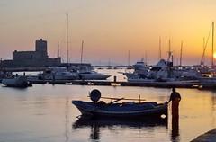 luogo ritrovato (scrigno) Tags: sunset sicily pescatore trapani supershot colombaia fotografiitaliani