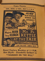 "Percy Kilbride and Marjorie Main in ""Ma a..."