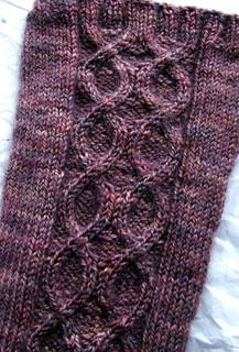 Ravelry: xo socks pattern by Lori Law